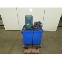 10Hp 45 USG 460V 3Ph Hydraulic Power Unit