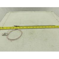 SensorTec RDAJL-GW12A-00-M040A 2 Wire ResistanceTemperature Detector RTD