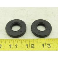 Stefa Double Lip Nitrile Mechanical Oil Seal CC 17x37x7