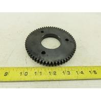 122mm OD x 50mm ID 59 Tooth Flat Spur Gear