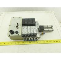 Festo IMT2H-5/2-4.0-S-VI-B Pneumatic Solenoid Valve Assembly 24VDC