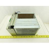 Homag Optimat KL73/A3 PLC Card 10 Slot Chassis Rack Fan Cooled