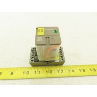Kuhnke UF3G-24VDC 4A 250VAC Relay With Socket