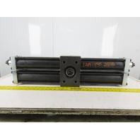 phd ML300045 Hydraulic Pneumatic Double Rack Rotary Actuator 45° Cross Key