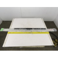 Macron Dynamics MSA135B000013889 1180mm Travel 500Lbs. Load Belt Driven Actuator