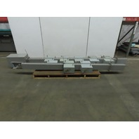ITE BOS14351 600V 30A Busway Busbar 15 Fused Disconnect Taps 2 Section@25' Lot/2