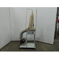 Delta 50-850 1-1/2Hp 1200 CFM Vertical Bag Dust Collector 115V 1-Phase