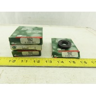 Chicago Rawhide 5842 Oil Seal  15 X 35 X 7 MM Lot of 4