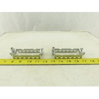 Harting 09 14 024 0313 Hinged Frame 24B For 6 Modules (A..F) Package of 2