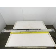 Macron Dynamics MSA135A000013889 1180mm Travel 500Lbs. Load Belt Driven Actuator