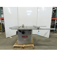 "Cantek Canta 1214 14"" Tilt Arbor Table Saw W/Fence 10Hp 480V 15A 3Ph"
