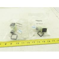 Festo TN164274 90° Angle Plug Lot of 2