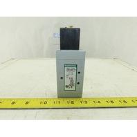 Numatics L23BA452B017P61 5/2 Position Single Solenoid Directional Valve 24V