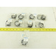 Festo 175097 SMBR-8-32 Pneumatic Actuator Accessories Mounting Bracket Lot of 9
