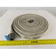 "National Fire Hose PT10-03 1-1/2"" NFPA Rated Fire Hose 400PSI Test 75'"