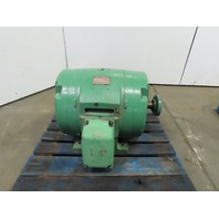 General Electric 5K404AF1020-A 100HP AC Motor 3565 RPM 460V Only 404TS Frame 3PH