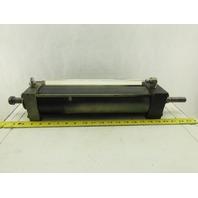 """Ortman 7L S HYD 3.25X12 3-1/4"""" Bore 12"""" Stroke Hydraulic Tierod Cylinder"""