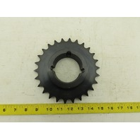 Tsubaki H60BTL26 Single Row ANSI 60 Roller Chain Sprocket 26T TB Bushed