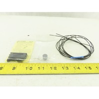 Keyence FU-35FA Optical Fiber Sensor Lot of 5