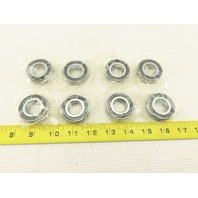 """R12-2RS 3/4"""" Shaft Sealed Ball Bearing Lot Of 8"""