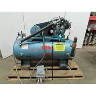 Kellogg/Lanco DB452BO 2 Stage Air Compressor 100 Gal 10Hp 40 CFM 208-230/460V