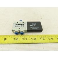 Festo MHE3-M1H-3/2G-QS-6 Solenoid Valve