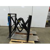 "Burdi PCF30.A02 Push/Pull Fork Lift Attachment 3000 lb Cap. 48"" Slip Sheet"