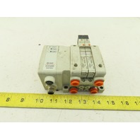 SMC EX500-Q101 Serial Interface Unit Pneumatic 2 Position Valves
