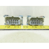 Wieland Electric/Electrovert Revos 70.310.1040.0 10 Pin Male Connector Lot of 2