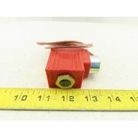 Parker 851018 120V 30W Coil W/Hydraulic Cartridge