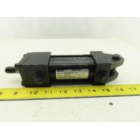 """Parker BB2ANU14A 1-1/2"""" Bore 2"""" Stroke Clevis Mount Tie Rod Air Cylinder"""