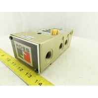 Ross 370B91 Pneumatic Valve Sub Base Sub