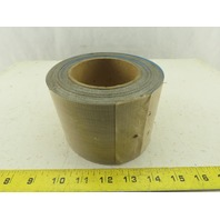 "PTFE Teflon Adhesive Tape Nonstick 3-1/2"" Wide"