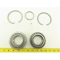 Timken 28584 52mm ID Tapered Roller Bearing Set Lot Of 2