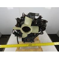 Kubota 2001 Z482-D2-ET07 2 Cylinder Diesel Engine 9.5 HP 2600 RPM