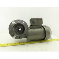 Bauer BS03-34H/D05LA4 38.57:1 Ratio 230/460V .25Hp 42RPM Right Angle Gearmotor