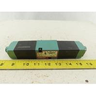 Numatics 081SS400M000061 Pneumatic Solenoid Valve 24VDC 150PSI Max