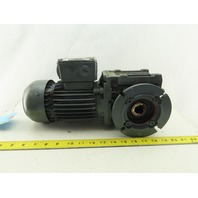 Bauer BS06-34V/D07LA4/SP 64.06:1 Ratio 25.5RPM 0.30kW 400V 3Ph Gear Motor