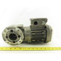 Sew Eurodrive WAF20 DRS71S4 39:1 Ratio 44 RPM 0.18kW 3Ph 440-480V Gear Motor