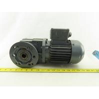 Bauer SG2-S4/DK74-178 60.63:1 Ratio 26.5RPM 400V 300W AC Right Angle Gearmotor