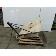 """IMCS 25-5000-000  Pneumatic 0-35° Low Profile Tilt Table 44""""x44"""" 2000lb Cap."""