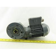 Bauer SG1-34/DK54/143L 40:1 Ratio 40RPM 110W 3Ph 400V Right Angle Gearmotor