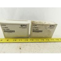 SPX Process Equipment LL112691A Carbon Seal Insert Lot of 2