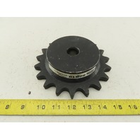 Martin 80B19 #80 Sigle Strand Roller Chain Sprocket 19T Stock Bore Sprocket