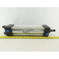 "Parker P1DMS063MC-0205NTNN Double Acting Pneumatic Cylinder 63mm Bore 8"" Stroke"