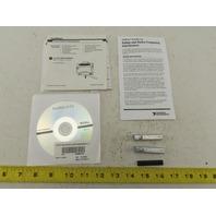 National Instruments Software Version 6.0.5 CD Installation Manual