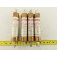 Gould Shawmut TRS75R Time Delay Fuse 75A 600V Lot of 4
