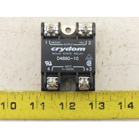 Crydom D4890-10 Relay Solid State Relay