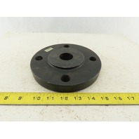 2.5x1 Class 150 Slip-On Raised Face Steel Pipe Weld Flange 4 Bolt