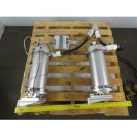 Fanuc Model P-200E Robotic Powder Coat Metered Feed Hopper Pump 2 Part 30kG